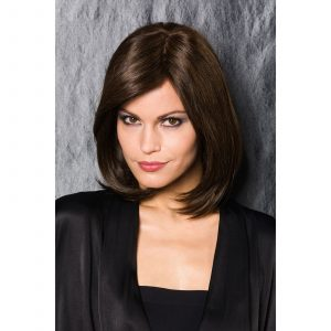 The Elegant Wig | Synthetic And Human Hair Mix | Lace Front Wig (Mono Top) | 10 Colours
