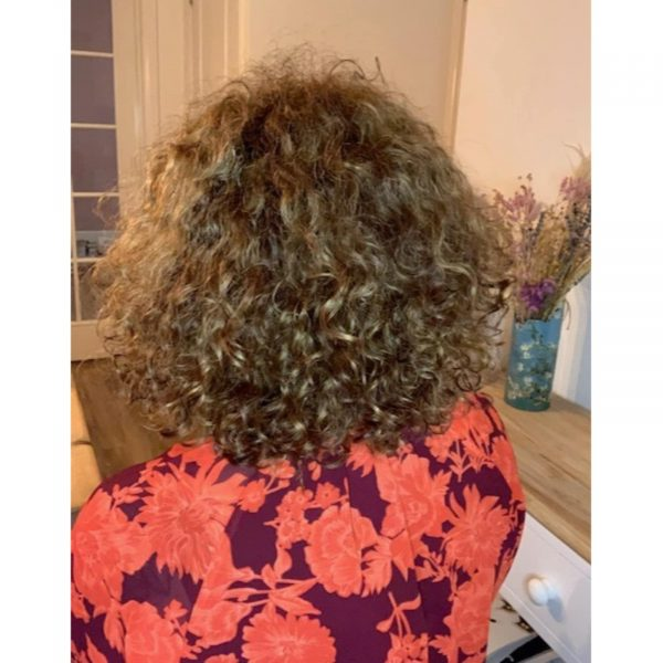 Disco Wig by Ellen Wille | Curly Synthetic