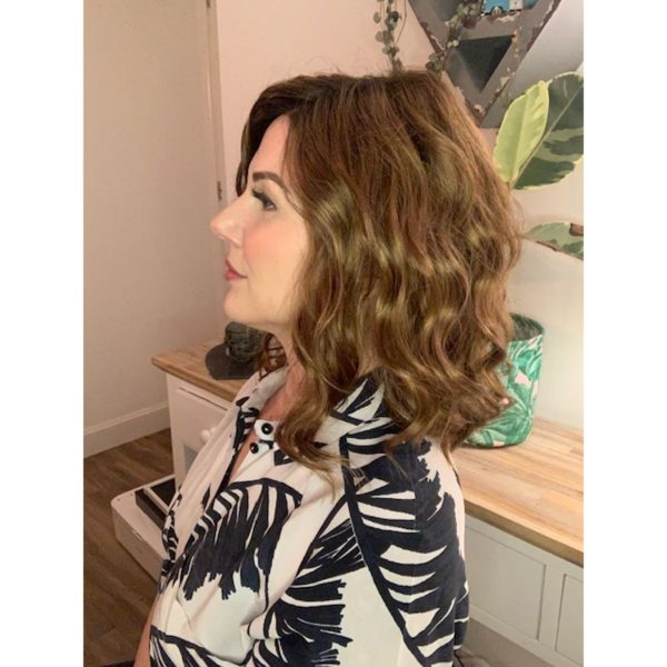 Mila Wig by Jon Renau | Curly Synthetic Lace Front