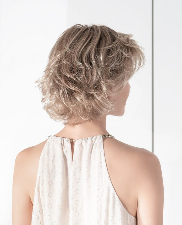 Bloom Wig by Ellen Wille | Short Wavy Synthetic Lace Front