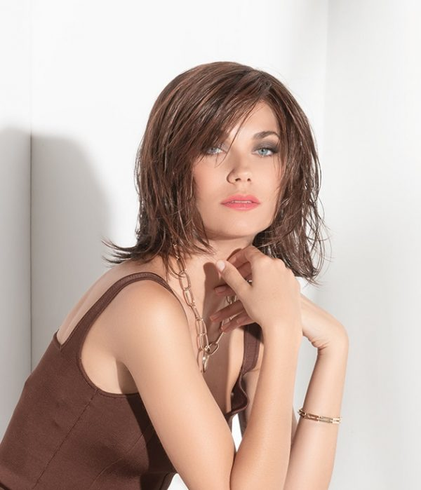 Icone Wig by Ellen Wille | Long Bob Synthetic Lace Front