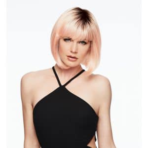 Peachy Keen Wig By HairDo | Pastel Pink Colour