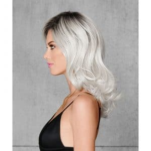 Whiteout Wig By HairDo In Silver White Colour