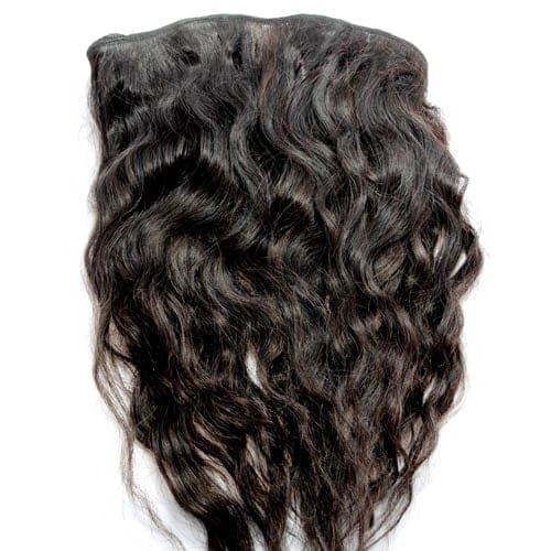 Virgin Indian Hair Natural wave