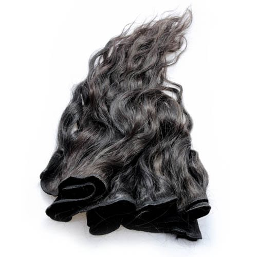 Virgin Indian Hair weft