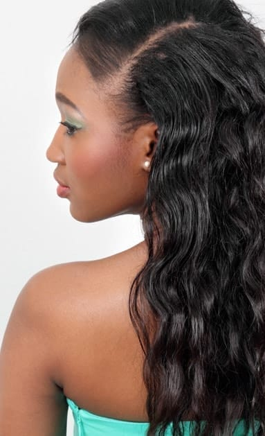 Virgin Weave Hair Extensions