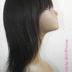 Kerry Wig Human Hair Wig Customised