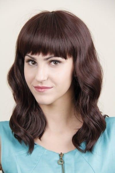 Michelle Human Hair Wig