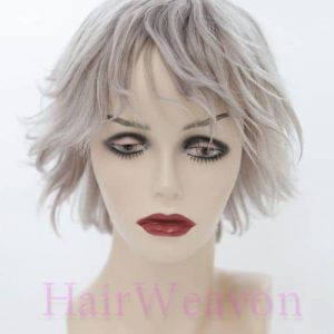 Sarah Human Hair Wig Customised