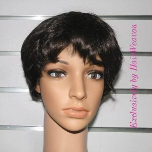 Laragh Human Hair Wig Customised