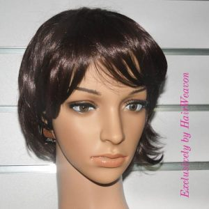 Tara Human Hair Wig Customised