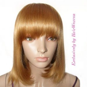 Shannon Human Hair Wig Customised