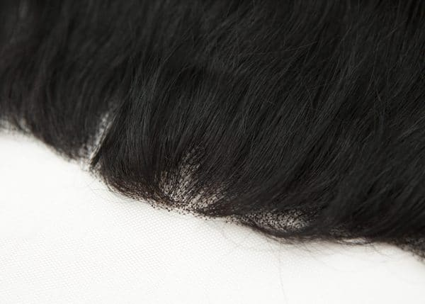 Lace frontal weave hair
