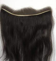 Frontal Hair Piece Straight