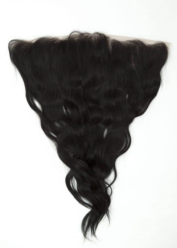 Frontal hair extensions