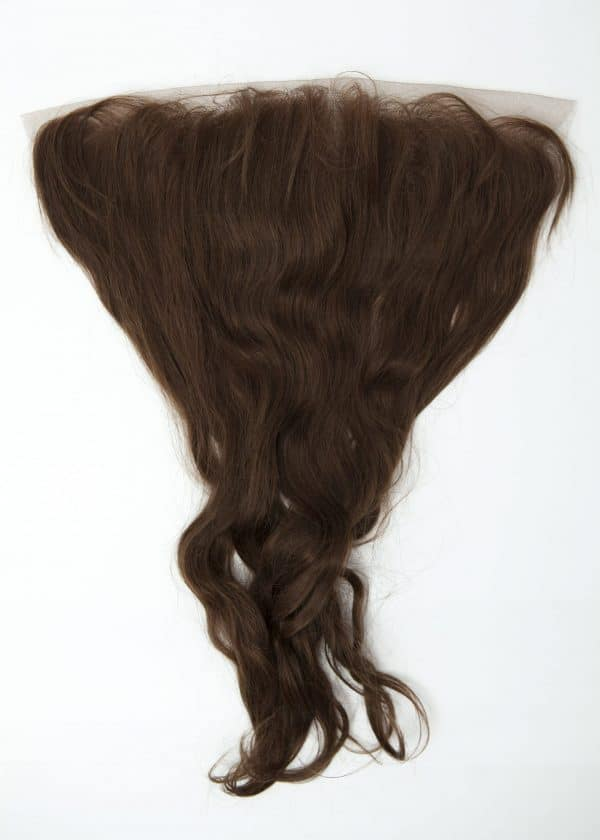 Frontal hair loss piece