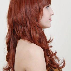 Florence Human Hair Wig Customised
