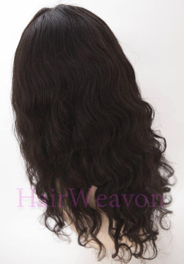 Georgina Human Hair Wig Customised