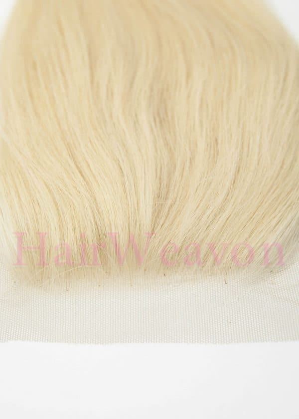 Hair Piece for natural parting