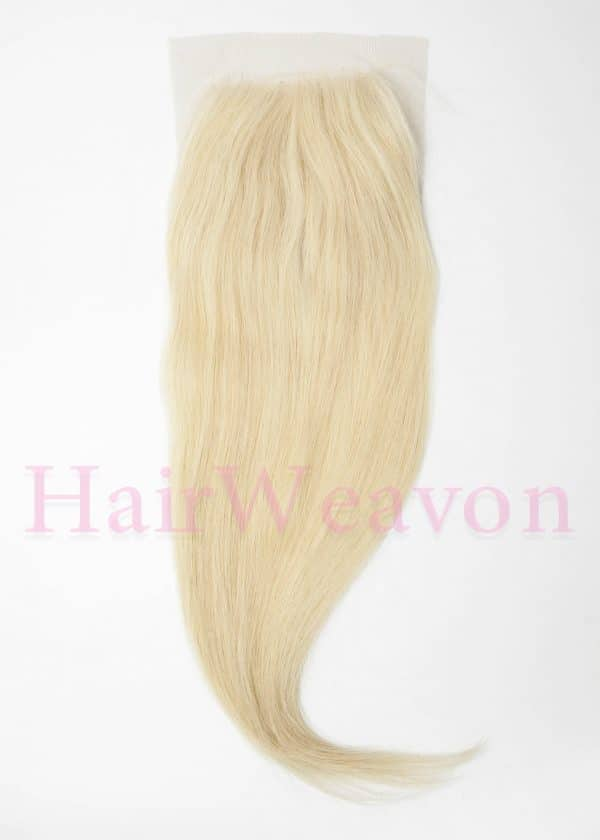 Closure hair extensions