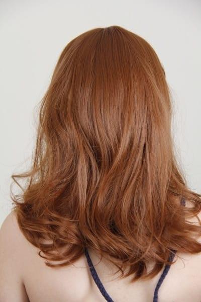 Caroline Human Hair Wig Customised