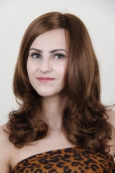 Marissa Human Hair Wig