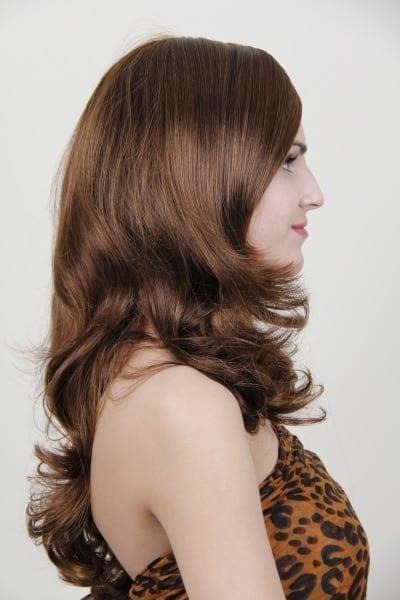 Marissa Human Hair Wig customised