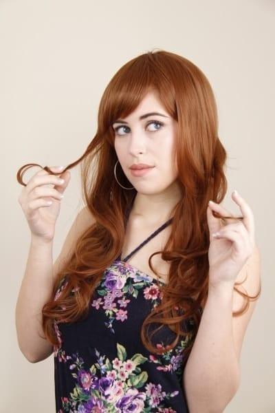 Jackie Human Hair Wig customised