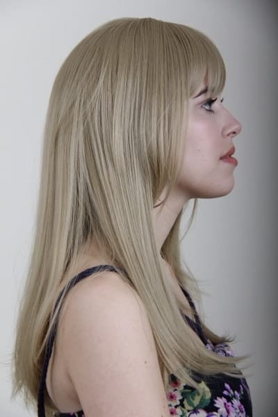 Rachel Human Hair Wig customised