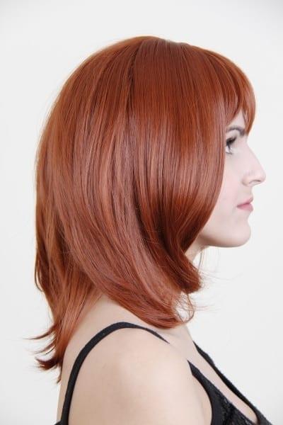 Haley Human Hair Wig customised