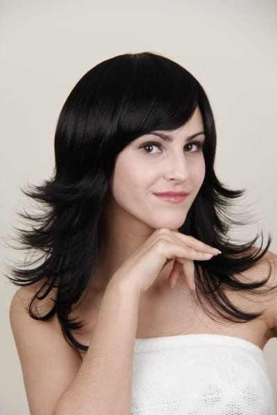 Tori Human Hair Wig Ideal For Fashion, Chemotherapy, Alopecia And Other Hair Loss