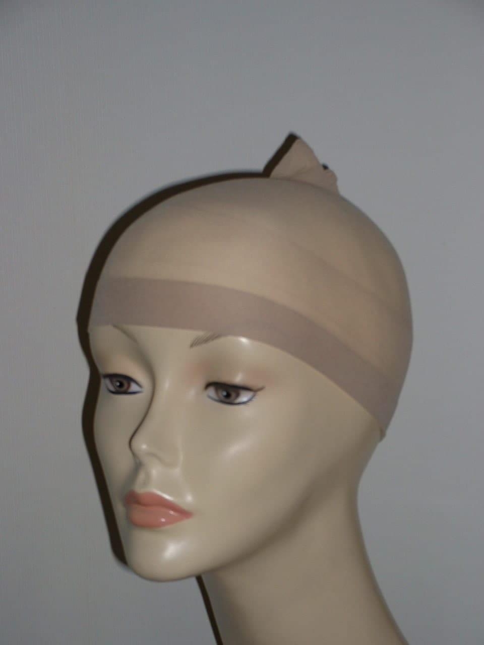 Wig Cap For Wig Wearers And Hair Weaving Methods