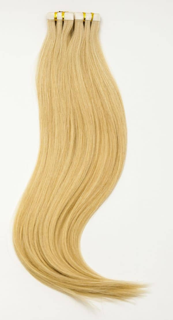 Tape hair extensions application service