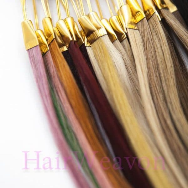 Custom weave hair extensions in your desire hair colour length hair extensions colour ring pmusecretfo Image collections