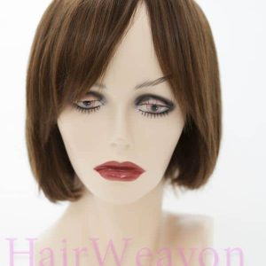 Jen Human Hair Wig Customised