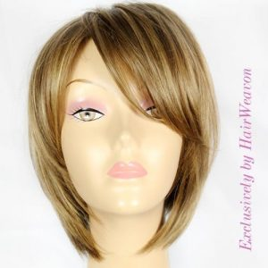 Linda Human Hair Wig Customised