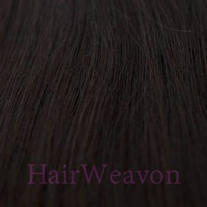 U Tip Hair Extensions Colour 1B