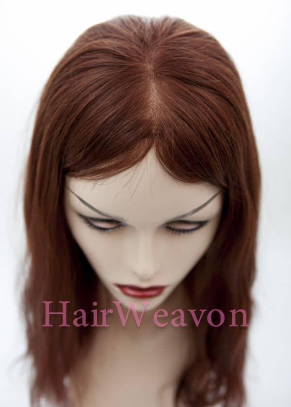 Magda Human Hair Wig Customised