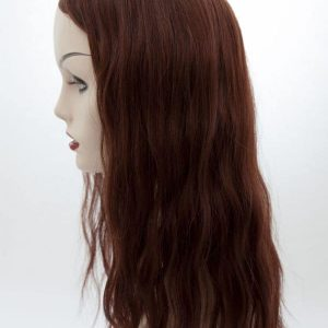 Magda Human Hair Wig Customised