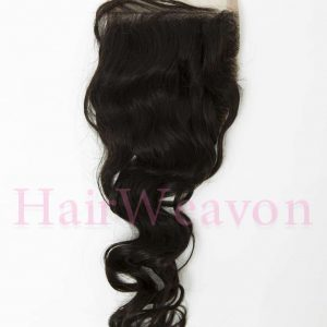 Lace Closure Wavy Hair
