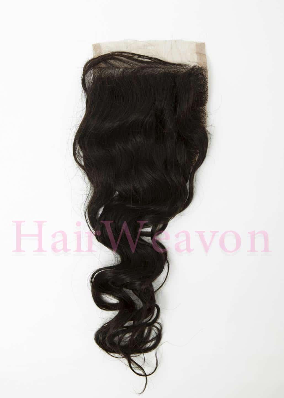 Closure Hair Piece Wavy