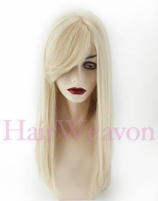 Claudia Human Hair Wig customised