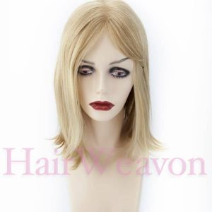Maud Human Hair Wig Customised