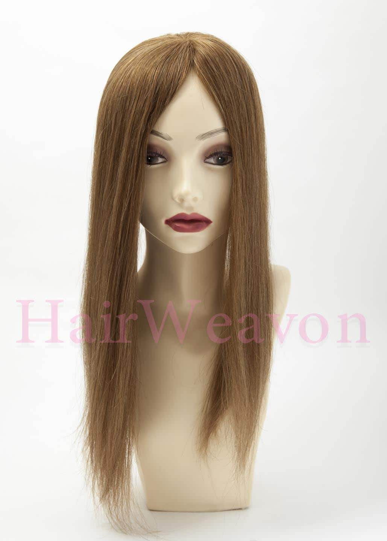 Custom Topper Hair Piece