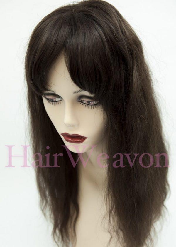 Rita Human Hair Wig customised