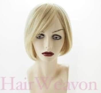Angela human hair wig