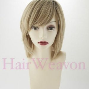 Ellen Human Hair Wig Customised