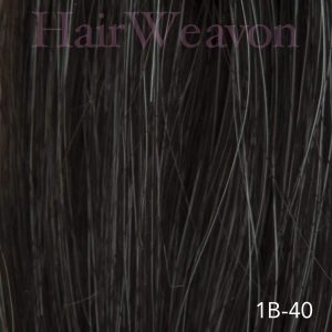 Men's Hair System Colour 1B 40% Grey | Human Hair | Customised