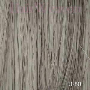 Men's Hair System Colour 3 80% Grey | Human Hair | Customised