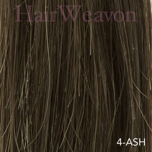Men's Hair System Colour 4 ASH | Human Hair | Customised